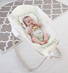 Качели кроватка для новорожденных Fisher-Price
