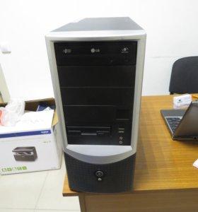 Системный блок DualCore Intel Core 2