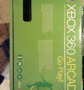 Игровая консоль Xbox360 Arcade