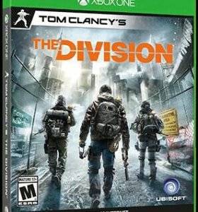Обмен The Division,Dead Rising 3 Xbox One