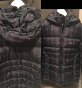 Горнолыжная термокуртка