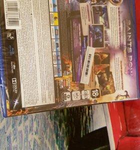 Видеоигра для PS4 Медиа Saints Row IV Re-Elected
