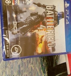 Видеоигра для PS4 Медиа Battlefield 4