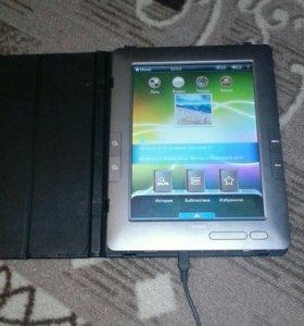 Электронная книга-планшет texet tb-840hd