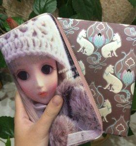 Красивый кошелёк для девочки