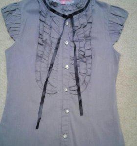 Блузка школьная.