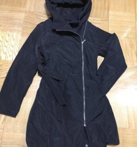 Пальто-косуха демисезонное новое