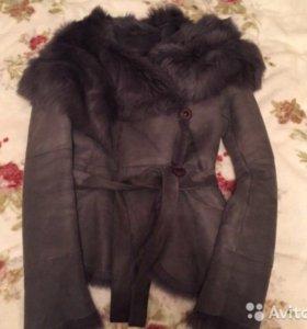 Дубленка/куртка La Reine Blanche новая