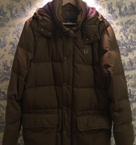 Fred Perry Down Arctic Jacket пуховик