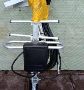 Антенна для приёма GSM.