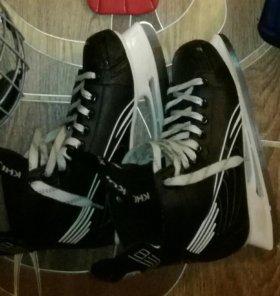 Коньки мужские хоккейные