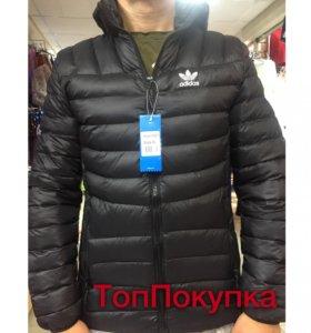 Куртки мужские демисезонные новые