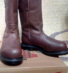 Сапоги Red Wing Shoes.