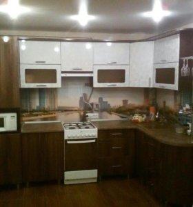 Замена кухонных фасадов!