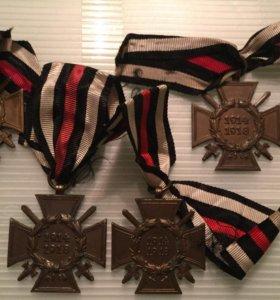 Старинные медали