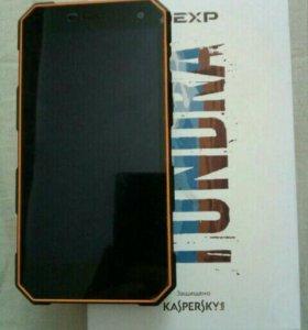 Смартфон Dexp Ixion p350 Tundra