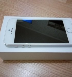 iPhone 5 s ,Silver ,16Gb