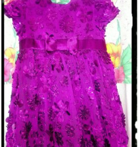 Платье 1,5-2г