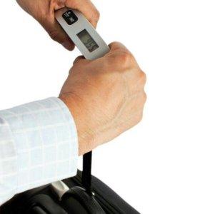 Весы электронные (для взвешивания багажа)