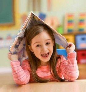 Подготовка детей к школе (с 5 и с 6 лет)