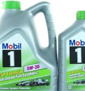 Моторное масло Мobil 1 ESP 5W-30 1,4 литра