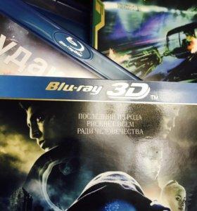 Диски Blu-ray 3D