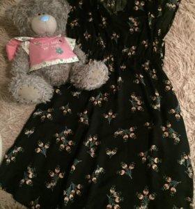Новое Платье H&M для будущей мамы