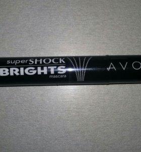 Тушь Avon SuperShock