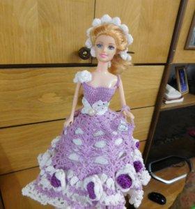 Платье для куклы Barbie