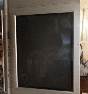 продам телевизор полностью в рабочем состояние