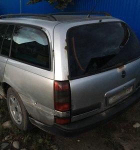 Opel Omega B по запчастям
