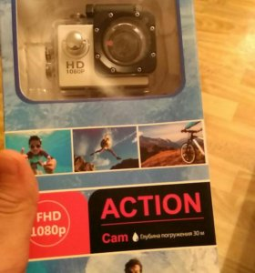 Action камера (экшн камера)