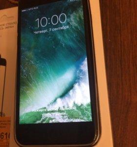 Айфон 7 в идеальном состоянии