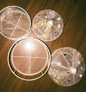 Дизайнерские шкатулки-сувениры