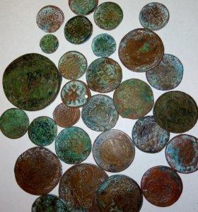Монеты царские