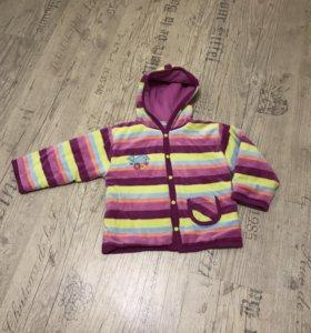 Куртка осень/весна Fixoni 86 см