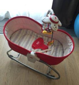 Люлька-баунсер 3 в 1 Tiny love