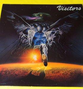 VISITORS - Visitors 1981 RCA UK / LP винил