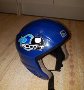 Горнолыжный шлем Scott
