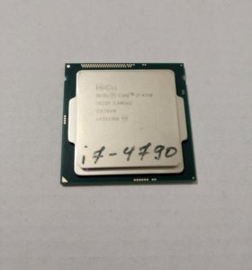 Процессор Intel Core i7 4790 OEM (новый)