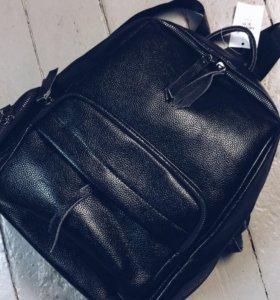 Новые рюкзаки натуральная кожа