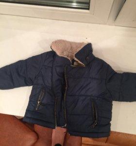 Детская куртка Zara