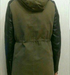 Куртка Парка ,( /Pull & Bear) (46-48)демисезонная