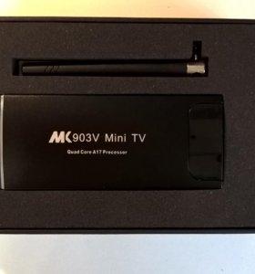 Смарт тв приставка в телевизор Bosuntop MK903V