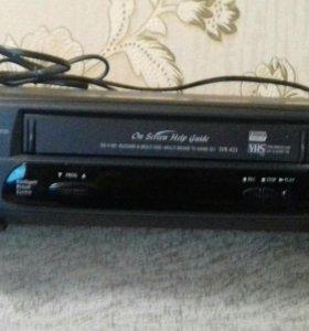 Видеомагнитофон Самсунг svr433