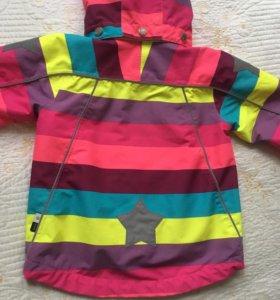 Molo hopla, демисезонная куртка 98 размер