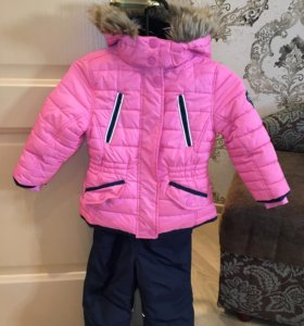Зимняя куртка и комбинезон, Next 3-4 года