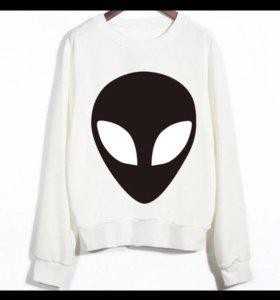 Толстовка, кофта Alien