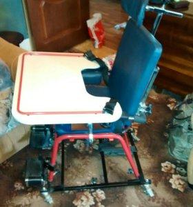Коляска- стул ортопедический для детей с ДЦП