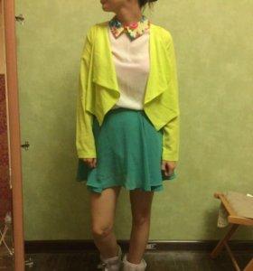 Юбка +блузка